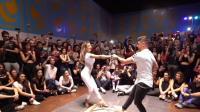 戏菌舞蹈 美女性感热舞(双人)自由舞室内版