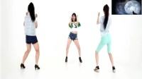 三个美女跳舞美美哒, 你觉得哪个最漂亮?