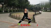快乐燕子鬼步舞《心在跳情在烧》编舞: 凤凰香香