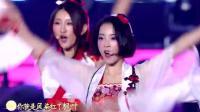 SING女团东方卫视晚会演绎中国风《寄明月》, 扇子舞太好看了, 小七赖美云太可爱了!