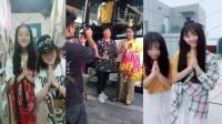 【抖音挑战排行榜】泰国网红戴花小姐姐 表情收放自如 网友爆笑模仿#这! 就是搞笑#