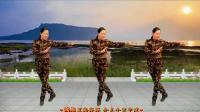 代玉广场舞《十送红军》经典老歌新跳, 简单易学的24步