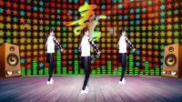 红领巾舞蝶广场舞(乖乖乖DJ》32步