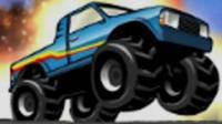 挖掘机与卡车工作视频 闪电麦昆趣味小汽车 汽车总动员 大脚车破坏王