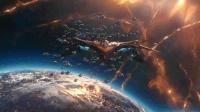 银河护卫队里的桥段, 这算是展示了未来战争走向跟玩VR游戏一样