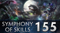 Dota 2 Symphony of Skills 155