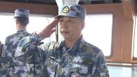 國產航母首任艦長來奕軍: 從小就是軍迷