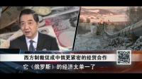 张召忠: 美国想用经济制裁击垮俄罗斯