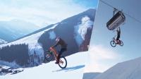 酷玩运动 第一季 自行车狂人滑雪场狂飙 独轮车手山区骑行速降