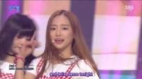 人气歌谣 2016 CLC演唱《变得漂亮》 可爱气质如同春日阳光