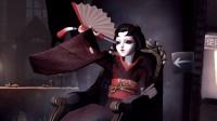 小橙子姐姐手游《第五人格》搞笑: 新监管者红蝶无限追踪打疯人