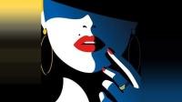 简约, 大胆, 性感, 甜美? 法国美女插画师笔下的女性有一万种色彩