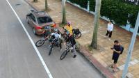 骑着自行车去旅行, 8天骑行中国第二大岛, 900公里的海南环岛骑行