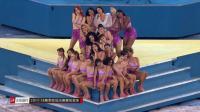 欧冠决战夜, 比基尼美女, 大跳性感舞曲开场, 为比赛降温!
