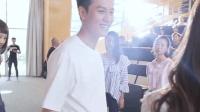 泡沫之夏超甜花絮, 秦俊杰笑得真是太开心了, 还夸自己超帅