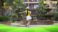 扬丽萍广场舞: 你的美让我醉, 拍手恰恰舞含背面动作分解教学。