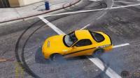 GTA5: 漂移大神这次玩出了花样!