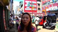 斯里兰卡最大城市最热闹的市场, 好像北京动物园批发市场!