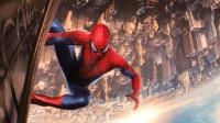 蜘蛛侠在纽约市中心大玩跑酷, 各种酷炫应接不暇