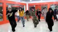 武汉橙色节拍舞蹈俱乐部街舞HIPHOP教学视频
