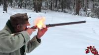 古典燧发枪是一种情怀, 这样的户外活动很棒!