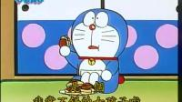 哆啦A梦-大雄得到了一个美女机器人女友静香都吃醋了