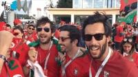 葡萄牙送摩洛哥回家 赛后球迷: C罗是神!