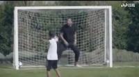 巨星之子父亲节献礼:C罗梅西内马尔的萌娃足球天赋大比拼
