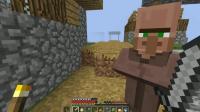 【战警 】我的世界原版生存 2 建造农场 与村民做交易 村民换的了稀有宝物 【籽岷大海奇怪君逆风笑�诺滤怪泄�BOY小源】