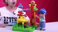 樱桃玩具秀: 安哥来找樱桃姐姐说家里发生了奇怪的事儿!