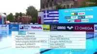 017布达佩斯游泳世锦赛花样游泳女子自由自选组合决赛片段之78