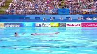 017布达佩斯游泳世锦赛花样游泳女子自由自选组合决赛片段之39