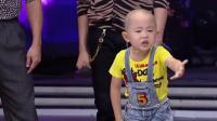 四岁萌娃模仿蔡少芬惟妙惟肖, 连主持人汪涵也学的那么像!