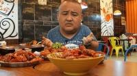 网友公认的扬州第一小龙虾! 份量太少不过瘾, 连吃12斤都没饱!