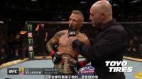 UFC227迪拉肖: 科迪的右拳尽在预料之中
