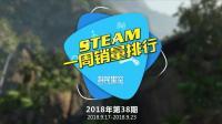 Steam周销量排行榜: 吃鸡再登榜首 《古墓丽影》位居榜单第二 38