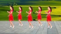 2018最新广场舞《耶耶耶》恰恰步子舞