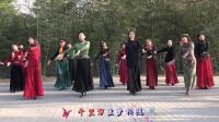 紫竹院广场舞——芦花美, 大气舒展的中三, 画面饱满的视频