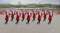 广场舞《是主爱让我们像高山连起来》原创16步基督教舞蹈附动作分解  编舞:凤梅、志英   制作:梦中的流星