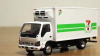 盒装卡车汽车玩具视频