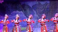 土家族民俗歌舞(4) 宜昌车溪老街大舞台演出实录