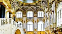冬宫 圣彼得堡国立艾米尔塔什博物馆 世界四大博物馆之一