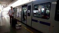 2011-09-28 上海地铁4号线 上海火车站出站