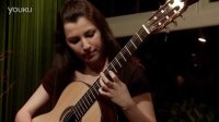 《茶花女主题幻想曲》土耳其女演奏家Aysegul Koca在荷兰吉他沙龙