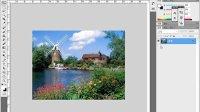[PS]photoshop 视频实例教程:剪贴蒙版
