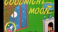 英文绘本 Goodnight Moon 晚安 月亮