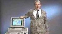 微软CEO 史蒂夫·鲍尔默(Steve Ballmer)推销windows 1.0电视广告