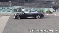 Mercedes-Benz 2014 S65 AMG NAKED on the road