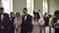 婚礼上让人喷血的场面