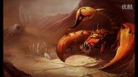 水晶先锋 斯卡纳 沙暴巨蝎---皮肤